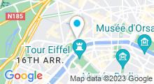 Plan Carte Spa du Shangri-La Hôtel à Paris (16ème)