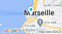 Plan Carte So Spa by Sofitel à Marseille