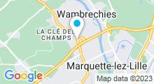 "Plan Carte Spa ""OspaO"" à Wambrechies"