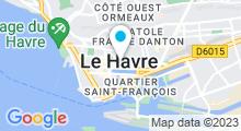 Plan Carte Spa Pasino Le Havre