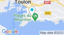 Plan Carte Spa Aroma Beauté Bien-Être à Toulon