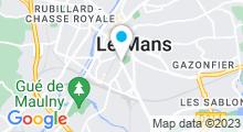 Plan Carte Spa Un Monde à Part au Mans
