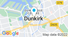 Plan Carte Spa Espace Zen à Dunkerque