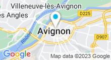 Plan Carte Spa Kan à Avignon
