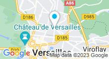 Plan Carte Spa Le soin de soie à Versailles