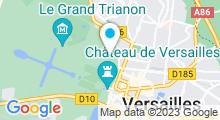 Plan Carte Spa Guerlain - Hôtel Trianon Palace à Versailles