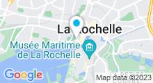 Plan Carte Happy Few Spa à La Rochelle