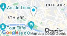 Plan Carte Spa Aquamoon Vendôme à Paris (1er)