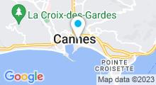 Plan Carte Spa Cinq Mondes & Carita à Cannes