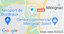 Plan Carte Le Spa à Mérignac