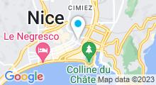 Plan Carte Spa Vital Body Spa à Nice