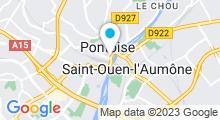 Plan Carte Spa Dolce Bellezza à Pontoise