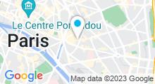 """Plan Carte Hammam & spa """"Les Mille et Une Nuits"""" à Paris (11ème)"""