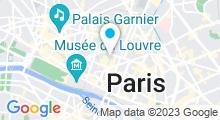 Plan Carte Hammam & spa O'Kari à Paris (2ème)