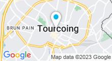 Plan Carte Espace balnéo Tourcoing-les-Bains à Tourcoing