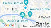 Plan Carte Spa After the Rain à Paris (1er)