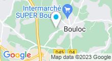 Plan Carte Spa Temple de Jouvence à Bouloc