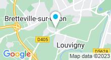 Plan Carte Hammam & spa Cocooning à Louvigny