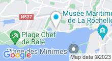 Plan Carte Spa Le Rochelois à La Rochelle