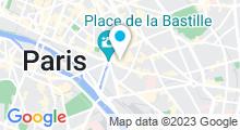Plan Carte Body Allure à Paris (11ème)