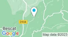 Plan Carte Thermes à Sévignacq Meyracq