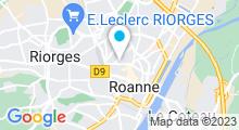 Plan Carte Bike & Beauty à Roanne