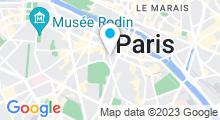 Plan Carte Centre aquabike Aqua & Bike à Paris (6ème)