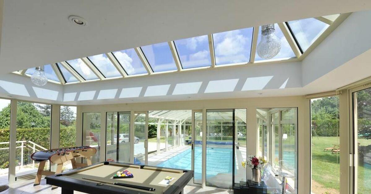 vacances perp tuelles v randa sur mesure avec piscine. Black Bedroom Furniture Sets. Home Design Ideas