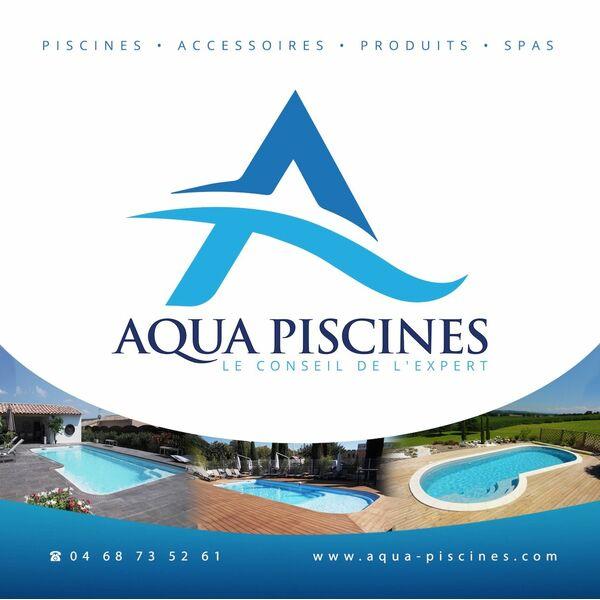 Aqua piscines cabestany pisciniste pyr n es orientales 66 - Couverture piscine tendue perpignan ...