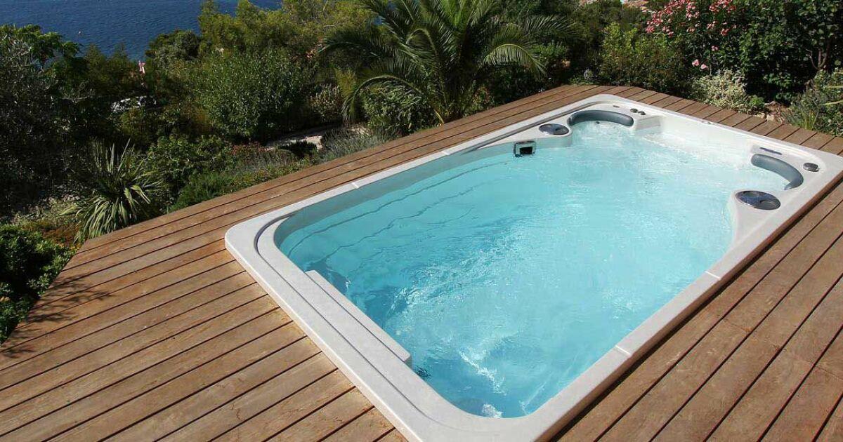 10 Bonnes Raisons D Opter Pour Le Spa De Nage Guide Piscine Fr