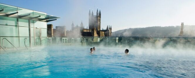 "10 destinations thermales pour cet hiver  <span class=""normal italic petit"">© thermae bath spa</span>"