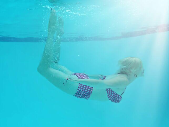 10 exercices pour se remettre en forme dans l'eau
