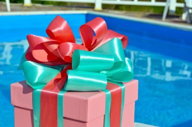 """10 idées cadeaux pour piscine !<span class=""""normal italic petit"""">© Fotolia</span>"""