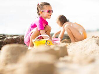 10 jeux de plage pour les enfants