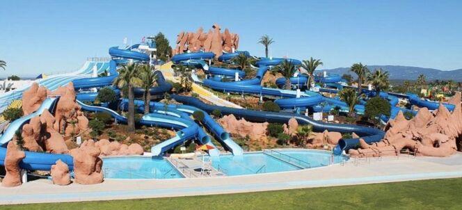 Slide and Splash au Portugal