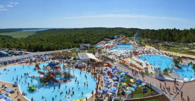 Aquapark Istralandia en Croatie