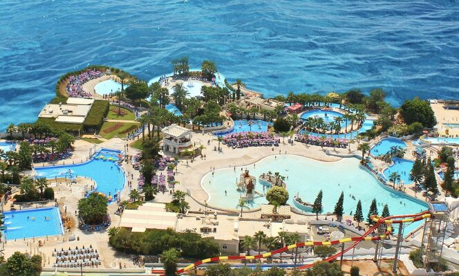 WaterWorld Waterpark à Chypre