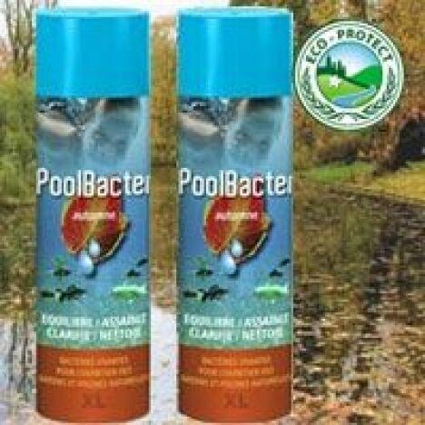 PoolBacter automne, traitement bassins et piscines biologiques