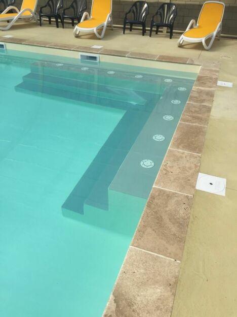 Piscine liner pool la tremblade pisciniste charente for Piscine charente maritime