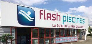 Flash Piscines à La Chapelle-Saint-Aubin