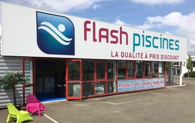 Flash Piscines © Flash Piscines