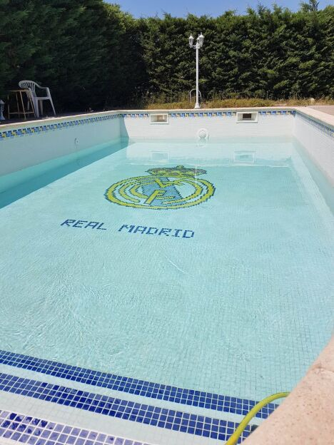 Piscine Real Madrid C.F