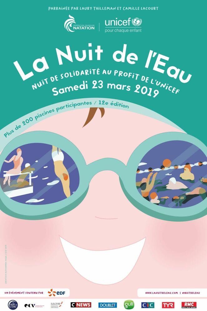 23 mars 2019 : La Nuit de l'Eau