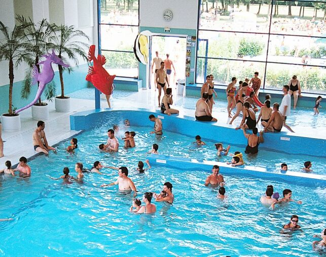 piscine sirenia