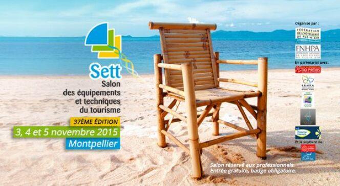 """38ème salon SETT à Montpellier, du 8 au 10 novembre 2016<span class=""""normal italic petit"""">DR</span>"""