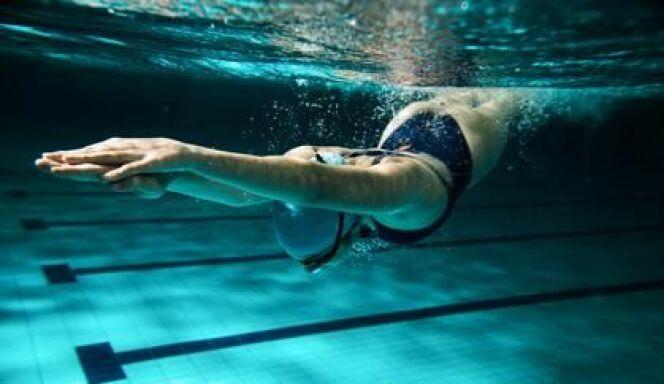 """5 conseils pour garder la motivation en natation<span class=""""normal italic petit"""">DR</span>"""