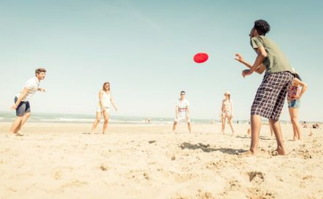 """5 conseils pour se baigner en toute sécurité à la plage<span class=""""normal italic petit"""">DR</span>"""