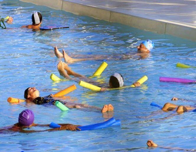 """L'aquados : un sport doux adapté à tout type de public<span class=""""normal italic petit"""">© Fotolia</span>"""