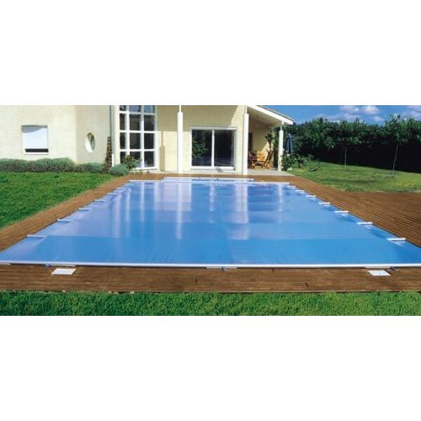 Piscine water technic france teyran pisciniste - Couverture piscine immergee montpellier ...