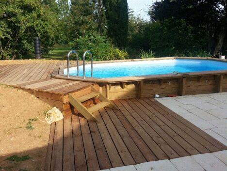 """Réalisation piscine bois + terrasses<span class=""""normal italic petit"""">DR</span>"""